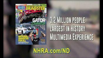 NHRA National Dragster TV Spot, 'Multimedia Experience' - Thumbnail 7