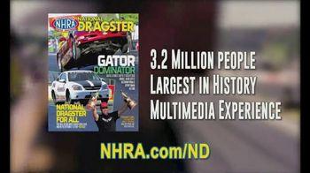 NHRA National Dragster TV Spot, 'Multimedia Experience' - Thumbnail 8