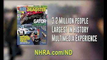 NHRA National Dragster TV Spot, 'Multimedia Experience' - Thumbnail 9