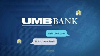 UMB Bank TV Spot, 'Surprises' - Thumbnail 9