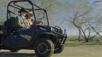 Kubota Sidekick TV Spot, 'Modern Pioneers:  Pricing'