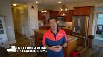Stanley Steemer Residential and Commercial Cleaning Process TV Spot, 'A Healthier Home' - Thumbnail 1
