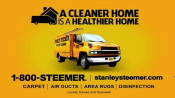 Stanley Steemer Residential and Commercial Cleaning Process TV Spot, 'A Healthier Home' - Thumbnail 10