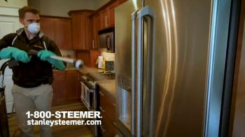 Stanley Steemer Residential and Commercial Cleaning Process TV Spot, 'A Healthier Home' - Thumbnail 3