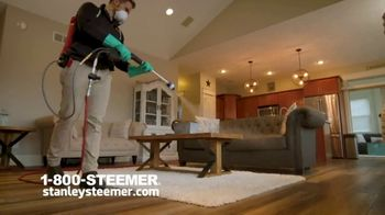 Stanley Steemer Residential and Commercial Cleaning Process TV Spot, 'A Healthier Home' - Thumbnail 4