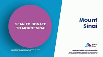 The Mount Sinai Hospital TV Spot, 'Donate to Front Line Workers' - Thumbnail 3