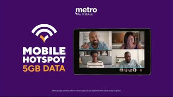 Metro by T-Mobile TV Spot, 'Staying Connected' - Thumbnail 7