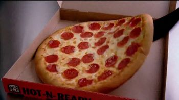 Little Caesars Pizza TV Spot, 'A History of Value, Fun & Contactless Pick Up' - Thumbnail 8