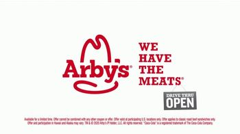 Arby's Roast Beef Sandwiches TV Spot, 'Drive Thru Deals: 5 for $10' Song by YOGI - Thumbnail 7