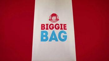 Wendy's Biggie Bag TV Spot, 'We Deliver' - Thumbnail 3