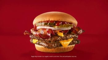 Wendy's Biggie Bag TV Spot, 'We Deliver' - Thumbnail 4