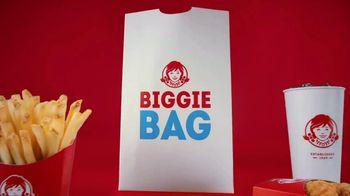 Wendy's Biggie Bag TV Spot, 'We Deliver' - Thumbnail 6