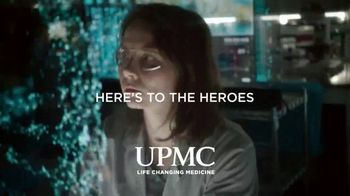 UPMC TV Spot, 'Here's to the Heroes' - Thumbnail 9