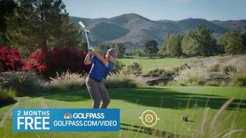 GolfPass TV Spot, 'Unlimited Streaming: Two Months Free' - Thumbnail 2
