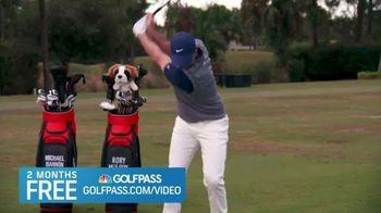 GolfPass TV Spot, 'Unlimited Streaming: Two Months Free' - Thumbnail 3