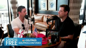 GolfPass TV Spot, 'Unlimited Streaming: Two Months Free' - Thumbnail 7
