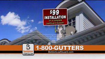 Beldon LeafGuard $99 Installation Sale TV Spot, 'Costly Repairs' - Thumbnail 5