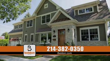 Beldon Siding TV Spot, 'Best Looking House on the Block'
