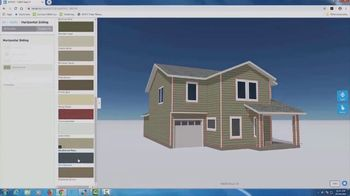 Beldon Siding TV Spot, 'Best Looking House on the Block' - Thumbnail 4