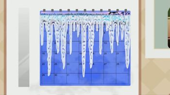 LeafGuard of New England Spring Blowout Sale TV Spot, 'Calendar'