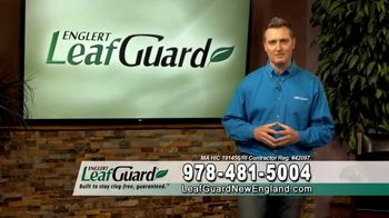LeafGuard of New England Spring Blowout Sale TV Spot, 'Calendar' - Thumbnail 6