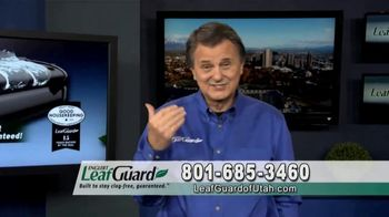 LeafGuard of Utah Spring Blowout Sale TV Spot, 'Ladder Accidents'