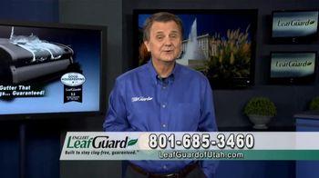 LeafGuard of Utah Spring Blowout Sale TV Spot, 'Ladder Accidents' - Thumbnail 7