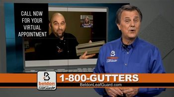 Beldon LeafGuard Spring Blowout Sale TV Spot, 'Mother Nature' - Thumbnail 9