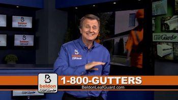 Beldon LeafGuard Spring Blowout Sale TV Spot, 'Mother Nature'