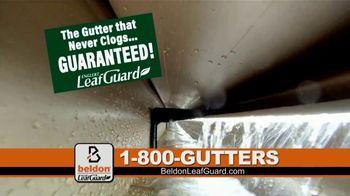 Beldon LeafGuard Spring Blowout Sale TV Spot, 'Mother Nature' - Thumbnail 3