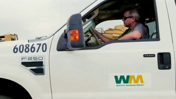 Waste Management TV Spot, 'Always Working For A Sustainable Tomorrow' - Thumbnail 6