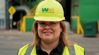 Waste Management TV Spot, 'Always Working For A Sustainable Tomorrow' - Thumbnail 7