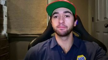 Centers for Disease Control and Prevention TV Spot, 'NASCAR: Her With You' Featuring Chase Elliot - Thumbnail 10