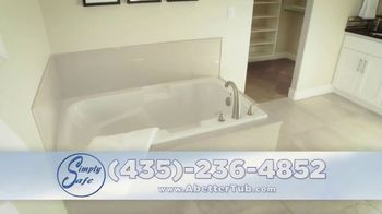 Simply Safe Slide-In-Tub TV Spot, 'Easy Entry & Wheelchair Accessibility: $500 Off' - Thumbnail 4