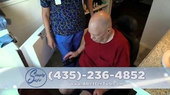 Simply Safe Slide-In-Tub TV Spot, 'Easy Entry & Wheelchair Accessibility: $500 Off' - Thumbnail 6