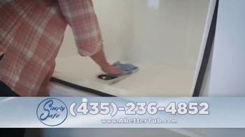 Simply Safe Slide-In-Tub TV Spot, 'Easy Entry & Wheelchair Accessibility: $500 Off' - Thumbnail 8