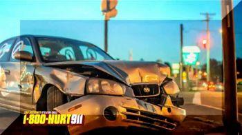 1-800-HURT-911 TV Spot, 'Rapid Change: Cash Money'