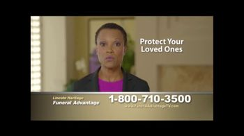 Lincoln Heritage Funeral Advantage TV Spot, 'Stay Protected'