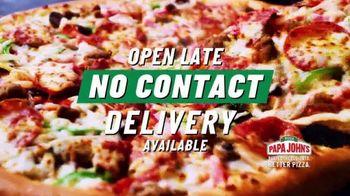 Papa John's TV Spot, 'Craving: $12 Large Pizza' - Thumbnail 10