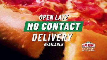 Papa John's TV Spot, 'Craving: $12 Large Pizza' - Thumbnail 9