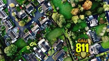 811 TV Spot, 'Before Digging' - Thumbnail 3