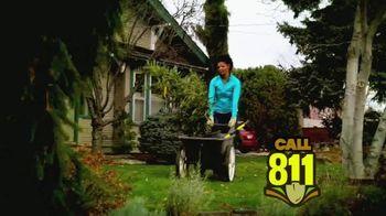 811 TV Spot, 'Before Digging' - Thumbnail 4