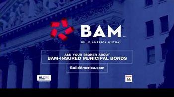 Build America Mutual TV Spot, 'BAM: Certainty in Unpredictable Markets' - Thumbnail 7