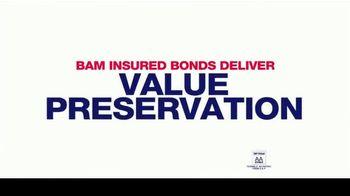 Build America Mutual TV Spot, 'BAM: Certainty in Unpredictable Markets' - Thumbnail 5