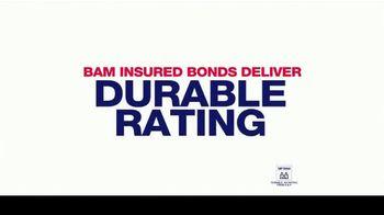 Build America Mutual TV Spot, 'BAM: Certainty in Unpredictable Markets' - Thumbnail 6