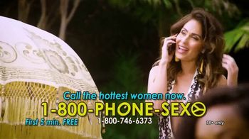 1-800-PHONE-SEXY TV Spot, 'Impatiently Waiting'