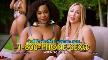 1-800-PHONE-SEXY TV Spot, 'Impatiently Waiting' - Thumbnail 3