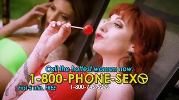 1-800-PHONE-SEXY TV Spot, 'Impatiently Waiting' - Thumbnail 4