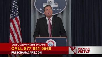 Free ObamaCare TV Spot, 'Live Update' - Thumbnail 9