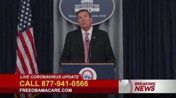 Free ObamaCare TV Spot, 'Live Update' - Thumbnail 2